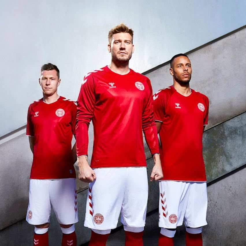 World Cup Denmark Kit 2018