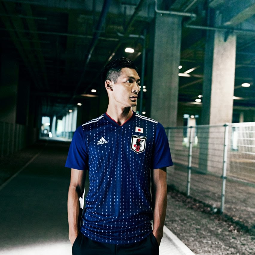 World Cup Japan Kit 2018