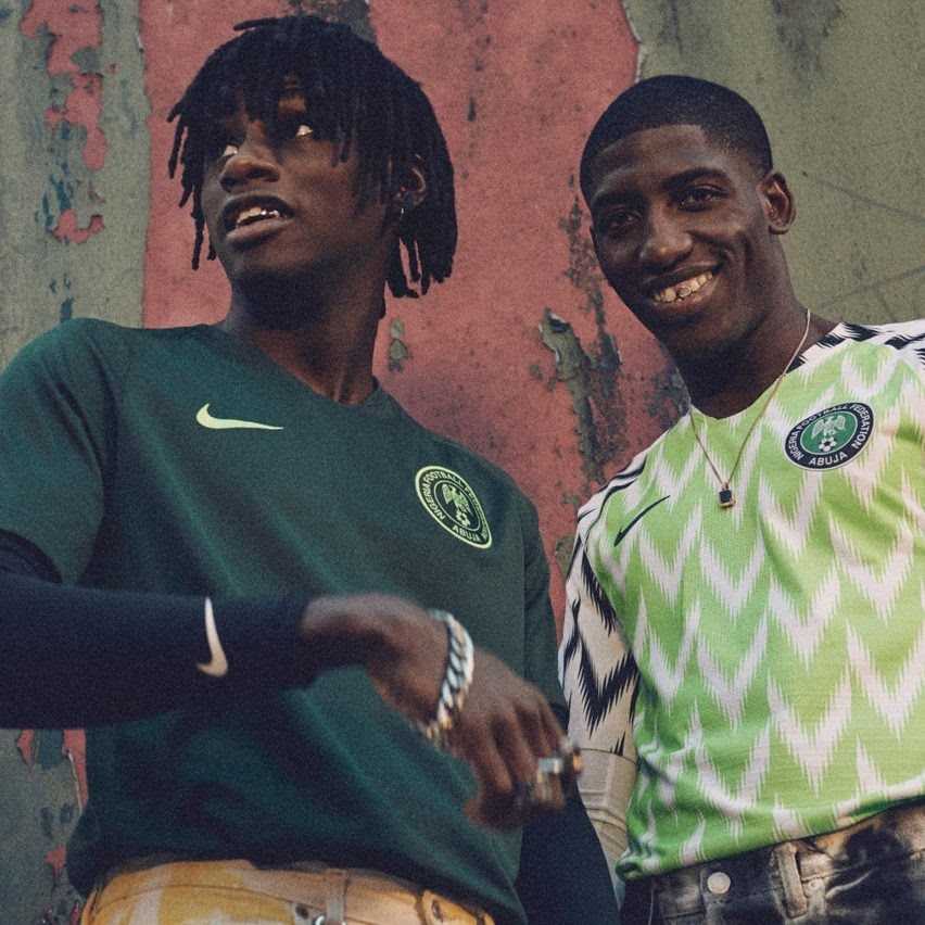 World Cup Nigeria Kit 2018